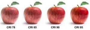 Índice de Reprodução de Cor (IRC)